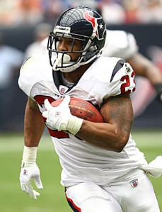 After a monster 2010 season, Hilligoss and Hankins don't believe Arian Foster can repeat in 2011.