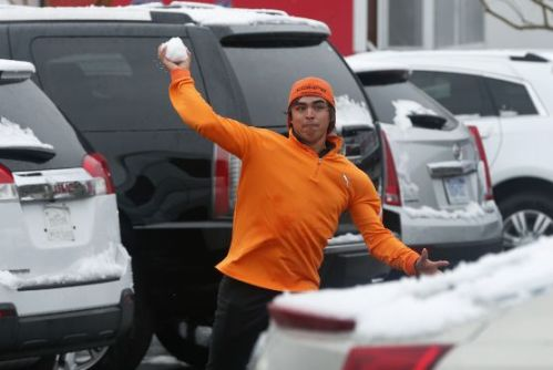 Ricky Fowler snowball