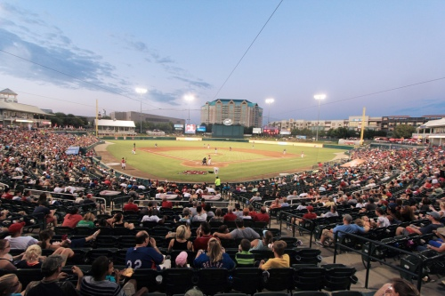 Nights like this will be back again in one month. (Photo credit to Alex Yocum-Beeman)
