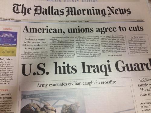 DallasNewsFrontPage