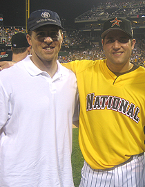 2006, National League All-Stars