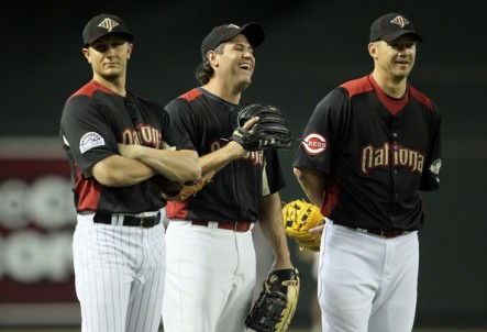 2011, National League All-Star (Jeff Gross / Getty Images)