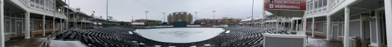 snow day panorama