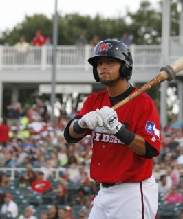 Top prospect Rougned Odor is expected to begin the season at second base in Frisco.