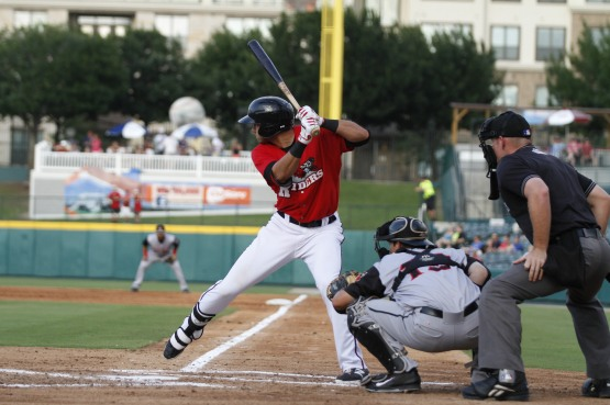 Joey Gallo impressing during his 2014 Double-A campaign.