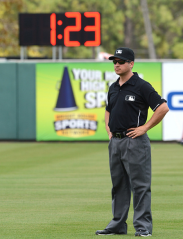 Umpire Time Clock