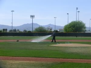 Field Watering 2